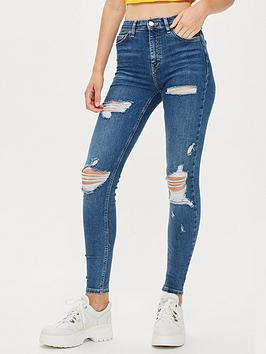 topshop-topshop-ripped-jamie-mid-blue-skinny-jeans-mid-blue