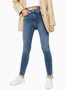 topshop-jagged-hem-jamie-skinny-jeans-mid-blue