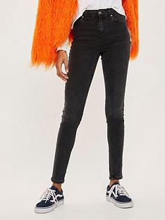 topshop-jamie-super-high-waisted-washed-black-skinny-jeans