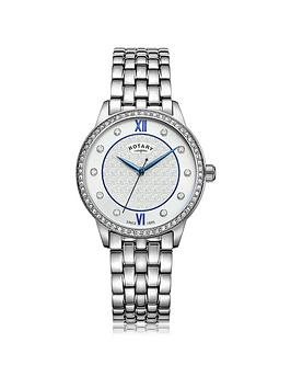 rotary-exclusive-textured-silver-and-blue-detail-swarovski-set-dial-stainless-steel-bracelet-ladies-watch