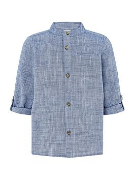 monsoon-noah-textured-grandad-shirt