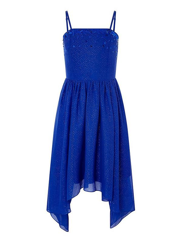 great fit crazy price the best attitude Madrid Prom Dress - Blue
