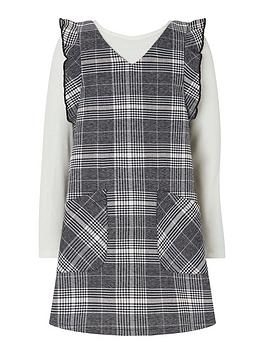monsoon-colette-check-dress-top