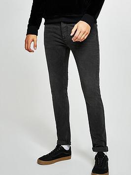 topman-topman-tyler-super-skinny-jeans-grey
