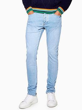 topman-topman-mason-super-skinny-jeans-light-blue