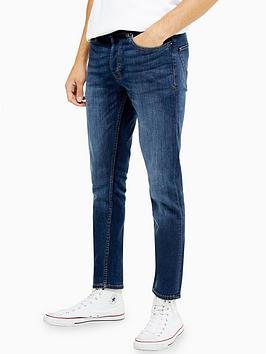 topman-hendrix-skinny-jeans-blue