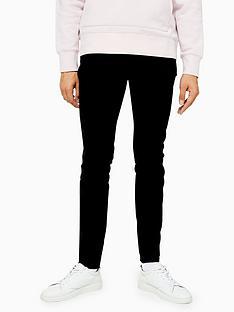topman-topman-morgan-super-skinny-jeans-black