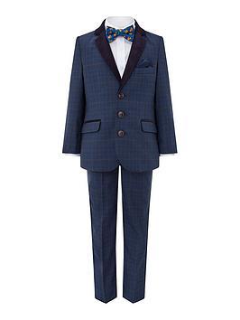 monsoon-boys-bronx-cord-trim-4-piece-suit-set-navy