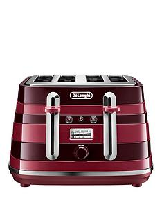delonghi-delonghi-avvolta-class-ctac4003r-4-slice-toaster-red