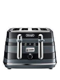 delonghi-avvolta-class-ctac4003bk-4-slice-toaster-black