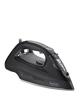 Tefal Fv2662 Ultraglide Anti-Scale Steam Iron, 2500W &Ndash; Black