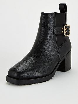 v-by-very-square-toe-cleat-sole-ankle-boot-black