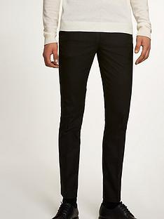 topman-topman-skinny-leg-trousers-black
