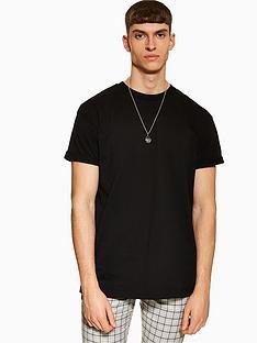 topman-topman-oversized-t-shirt-black