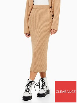 topshop-ribbed-knit-midi-skirt-camel