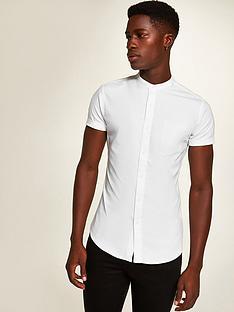 topman-topman-short-sleeve-shirt-white