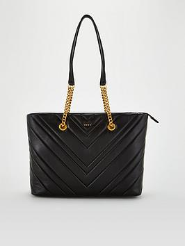 dkny-vivian-medium-tote-black