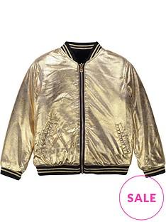 little-marc-jacobs-girls-reversible-faux-fur-bomber-jacket-navygold