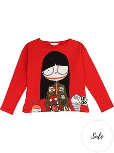 little-marc-jacobs-girls-miss-marc-top-red