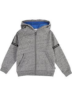 little-marc-jacobs-boys-logo-tape-sweat-jacket-grey