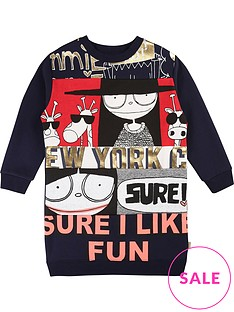 little-marc-jacobs-girls-miss-marc-illustrated-dress-navy
