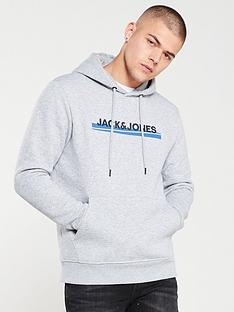 jack-jones-core-zine-hoodie-grey-marl