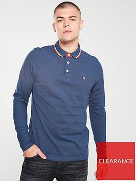 jack-jones-premium-paulos-play-polo-shirt-true-navy