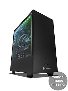PC Specialist Zen XT AMD Ryzen 9, 32GB RAM, 2TB Hard Drive & 1TB SSD, 11GB Nvidia Geforce RTX 2080 Ti Graphics, Gaming Desktop PC - Black
