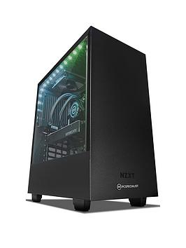 Pc Specialist Zen Xt Amd Ryzen 9, 32Gb Ram, 2Tb Hard Drive &Amp; 1Tb Ssd, 11Gb Nvidia Geforce Rtx 2080 Ti Graphics, Gaming Desktop Pc - Black
