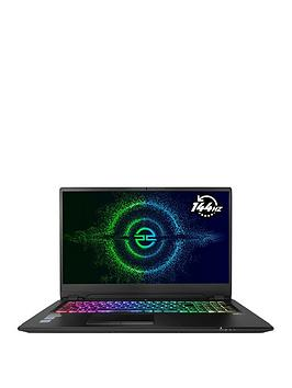 Pc Specialist Defiance Intel Core I7, 16Gb Ram, 1Tb Hard Drive &Amp; 256Gb Ssd, 6Gb Nvidia Rtx 2060, 17.3 Inch Full Hd 144 Hz, Gaming Laptop - Black