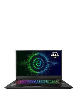 Pc Specialist Defiance Intel Core I7 ,16Gb Ram ,1Tb Hard Drive &Amp; 256Gb Ssd ,8Gb Nvidia Rtx 2070 Max-Q Gaming Laptop - Black