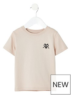 river-island-mini-mini-boys-ri-t-shirt-stone
