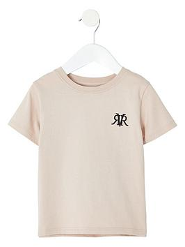river-island-mini-mini-boys-ri-t-shirt-stone