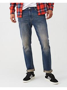 very-man-slim-jeans-dark-blue