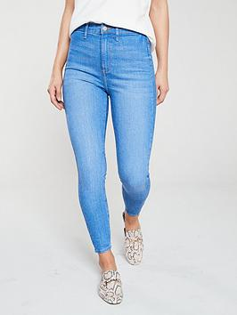 river-island-river-island-kaia-high-rise-disco-jean-bright-blue