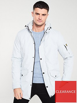 lyle-scott-technical-parka-jacket-light-silver