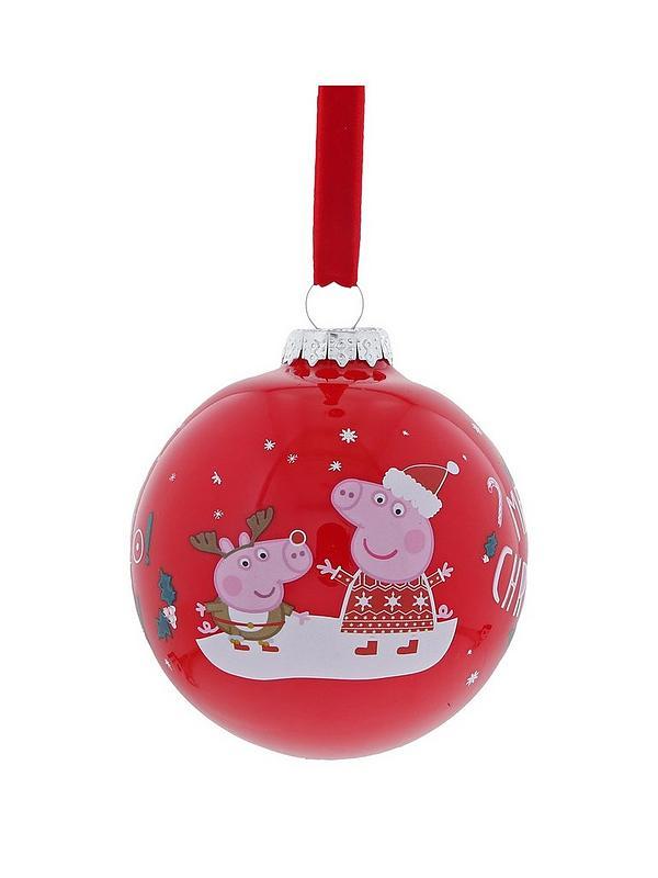 Christmas Pig.Christmas Bauble