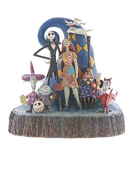disney-traditions-what-a-wonderful-nightmare-carved-by-heart-nightmare-before-christmas