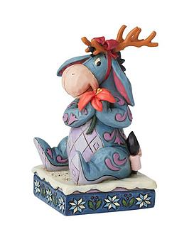 disney-traditions-winter-wonders-eeyore-christmas-figurine