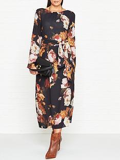 vestire-king-floral-print-midi-dress-multicolour