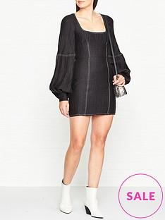 vestire-pretty-woman-balloon-dress-black
