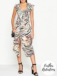 vestire-casino-tiger-print-midi-dress-white