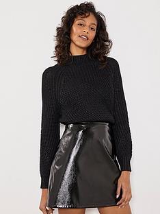 mint-velvet-metallic-detail-ribbed-knit-jumper-black