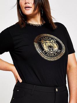 ri-plus-ri-plus-lamour-tiger-print-t-shirt-black