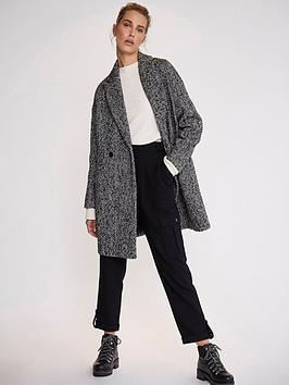 mint-velvet-herringbone-cocoon-coat-multi