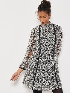 mint-velvet-bonnie-print-trim-high-neck-mini-dress-multi