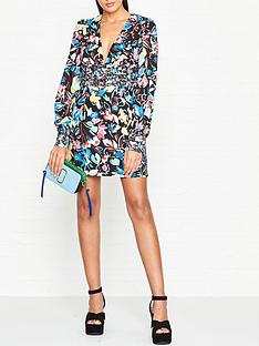 vestire-cape-fear-floral-print-mini-dress-multicolour