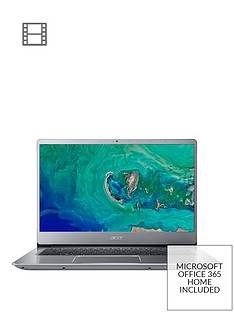 acer-swift-3-intel-core-i3-4gb-ram-256gb-ssd-14-inch-full-hd-laptop-silver-with-optional-microsoft-office-365-home-and-mcafee-total-protection-5-1-year