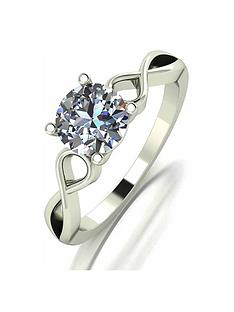 moissanite-moissanite-9ct-white-gold-lady-lynsey-1ct-eq-infinity-solitaire-ring