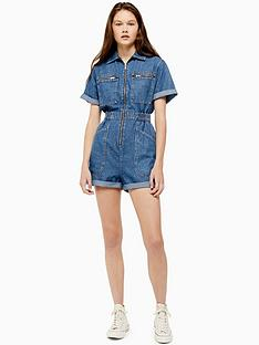 topshop-topshop-denim-zip-playsuitnbsp--blue